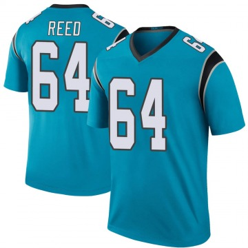 Youth Chris Reed Carolina Panthers Nike Legend Color Rush Jersey - Blue